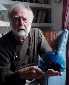 David Rose at home